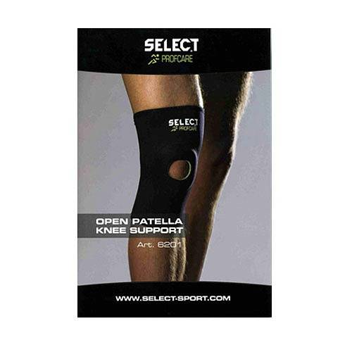 Бандаж на колено Select Open patella knee support 6201