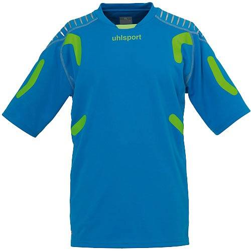 Свитер вратарский Uhlsport Liga goalkeeper shirt ss AW13