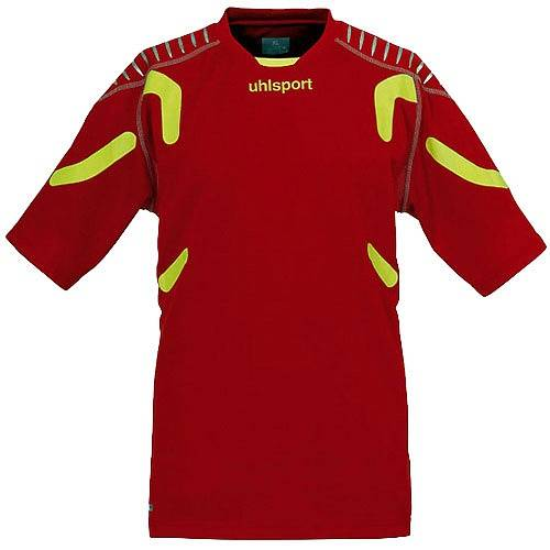 фото Свитер вратарский Uhlsport Liga goalkeeper shirt ss AW13 артикул: 100557302