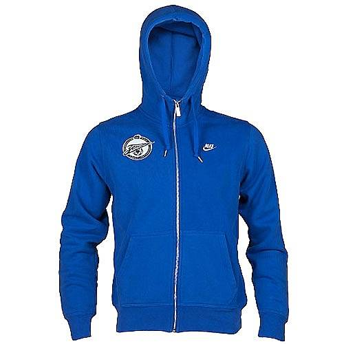 Толстовка Nike AW77 Zenit authentic fz hoody AW13