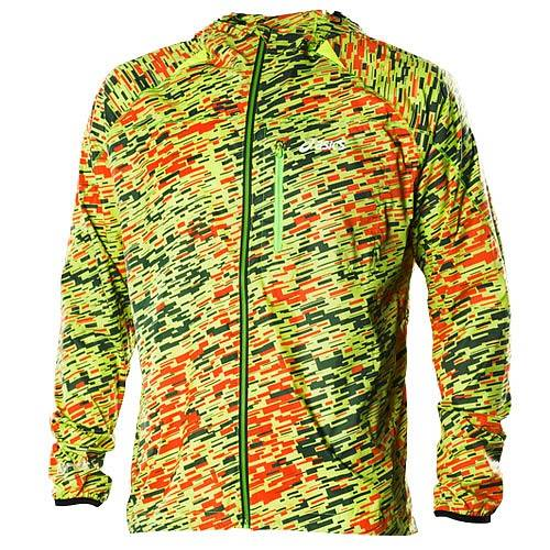 Ветровка беговая Asics Fuji packable jacket AW13