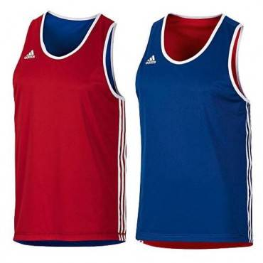 Майка боксерская Adidas Reversible punch short