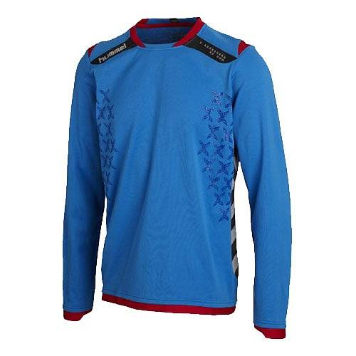 Свитер вратарский Hummel Technical X goalkeeper jersey 2013