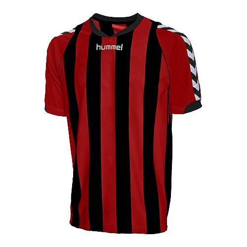 Футболка игровая Hummel Bee authentic ss stripe jersey 2013