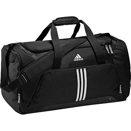фото Сумка спортивная Adidas 3Stripes essential teambag M AW13 артикул: