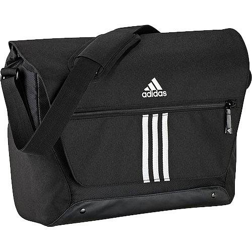 Сумка спортивная Adidas 3stripes essentials messenger SS13