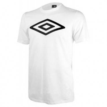 Футболка Umbro Large logo cotton tee 2013