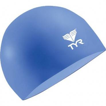 Шапочка для плавания Tyr Latex Swim Cap