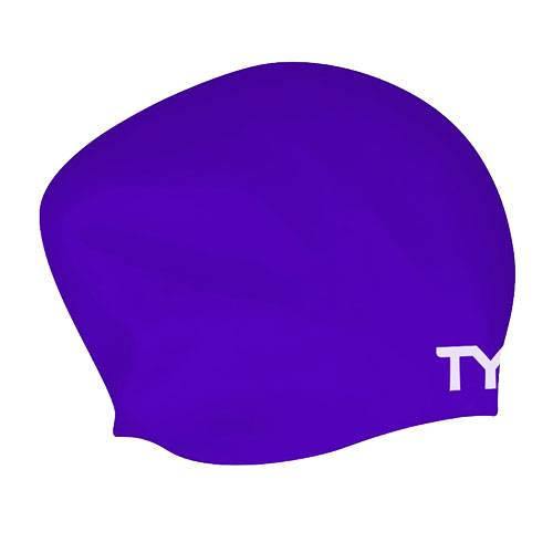 ������� ��� �������� Tyr Long hair wrinkle free silicone cap ���������� - ����� LCSL