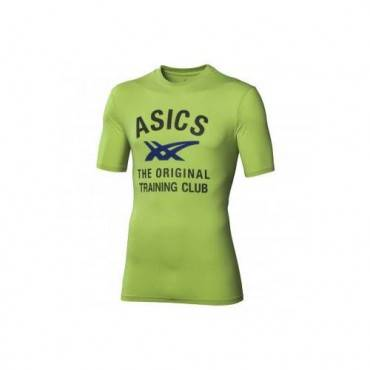 Футболка спортивная Asics Performance stripes tee SS14