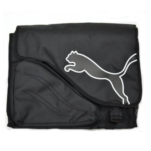 Сумка спортивная Puma Powercat 5.10 Shoulder Bag черный - - 067204