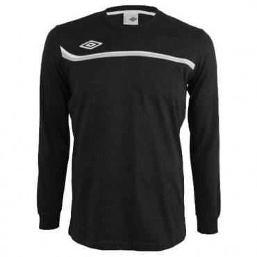 Футболка Umbro Cotton ls tee 2014
