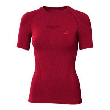 Футболка беговая Asics Short Sleeve Top SS15 (женская)