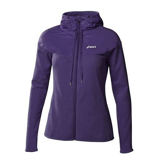 Толстовка Asics Polar Fleece Full Zip Hoodie AW14