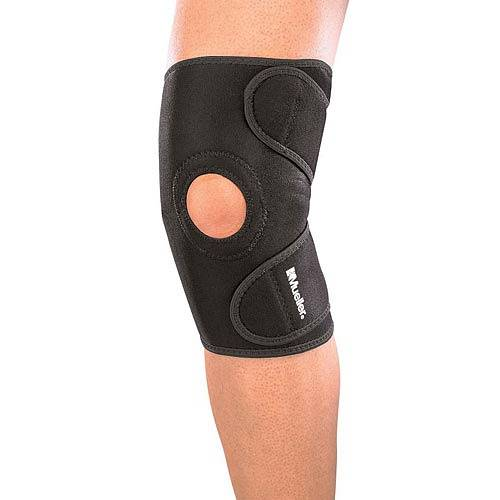 Бандаж на колено Mueller Knee Support black Open Patella