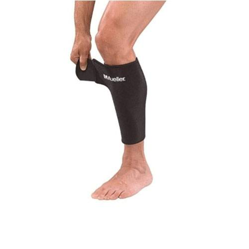 Повязка на голень Mueller 330 Calf/Shin Splint Support Regular черный - -