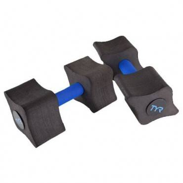 Гантели для аквааэробики Tyr Aquatic Resistance Dumbbells