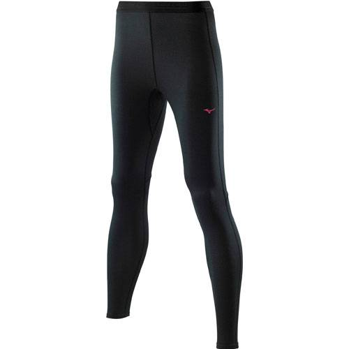 Термотайтсы Mizuno Lightweight Long Tight AW14 (женские) черный - - A2GB4752