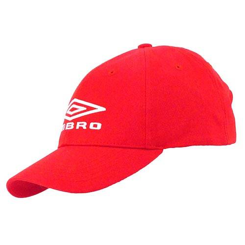 Бейсболка Umbro Large Logo twill cap