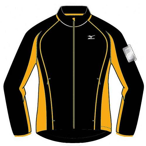 Ветровка беговая Mizuno Performance Windbreaker 77WS900 (женская)