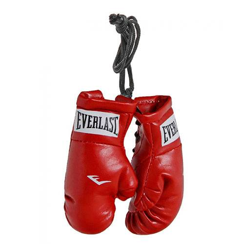 Брелок Everlast Mini Boxing Glove In Pairs красный - - 80000