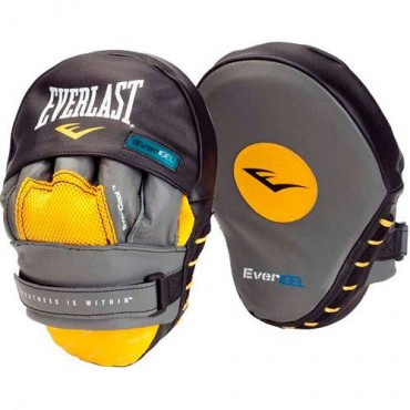 Лапы боксерские Everlast Evergel Mantis Mitts