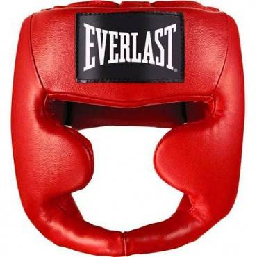 Шлем боксерский Everlast Martial Arts Leather Full Face