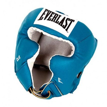 Шлем боксерский Everlast USA Headgear with Cheek Protection