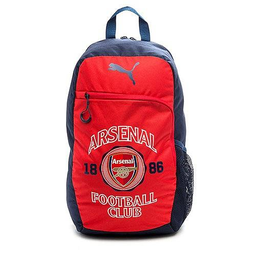 фото Рюкзак Puma Arsenal Club Crest Backpack артикул: 073352-01