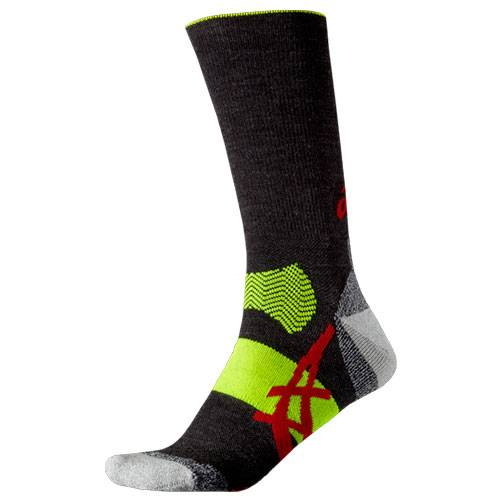 ����� ������� Asics Winter Running Sock �����-����� - ��������� 128059