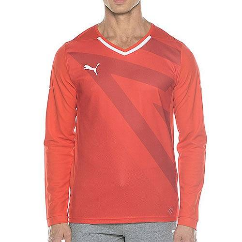 Толстовка Puma Power Long Sleeve Shirt