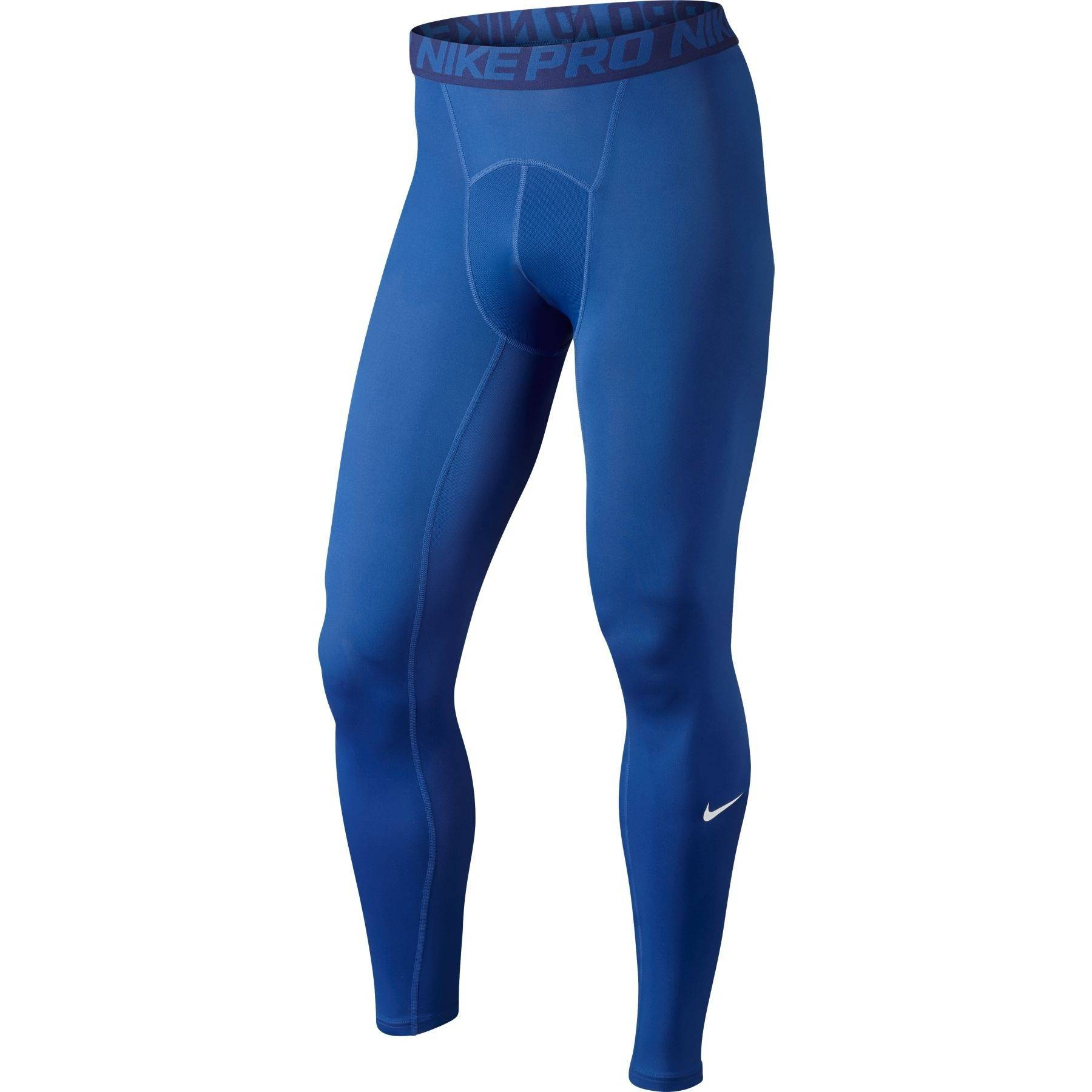 Тайтсы беговые Nike Pro Cool Compression Tight синий - - 703098