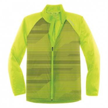 Ветровка беговая Brooks LSD Jacket Nightlife Lightspeed