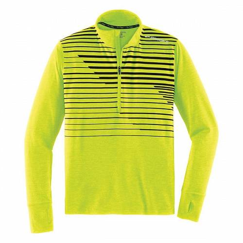 фото Рубашка беговая Brooks Dash 1/2 Zip артикул: 210827-449