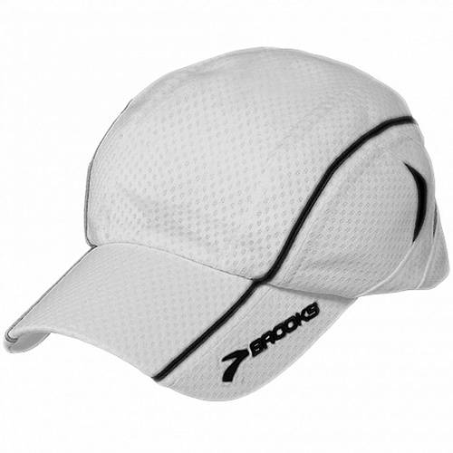 фото Бейсболка беговая Brooks Mesh Run Hat артикул: 280162-001