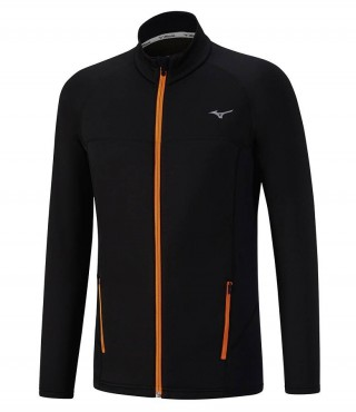 Ветровка беговая Mizuno Breath Thermo Fleece Jacket