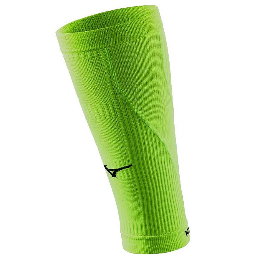 Гетры компрессионные Mizuno Compression Supporter SS15 салатовый - - J2GX5A111