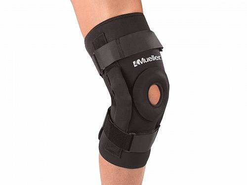 фото Бандаж на колено Mueller Pro-Level Hinged Knee Brace Deluxe артикул: 5333