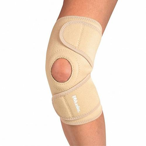 Фиксатор колена Mueller Knee Support Open Patella