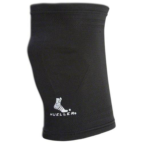 Бандаж на колено Mueller Elastic Knee Support Black черный - - 55251, 55252, 55253, 55254