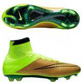 Бутсы футбольные Nike Mercurial SuperFly Lthr FG