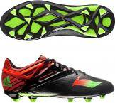 Бутсы футбольные Adidas Messi 15.1 Firm/Artificial Ground Boots FG/AG (детские)