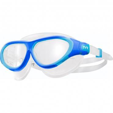 Маска для плавания Tyr Junior Flex Frame Swim Mask (детская)