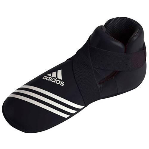 Футы для кикбоксинга Adidas Super Safety Kicks черный - - ADIBP04