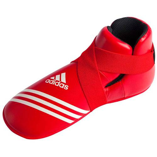 Футы для кикбоксинга Adidas Super Safety Kicks красный - - ADIBP04