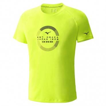 Футболка беговая Mizuno Transform Tee