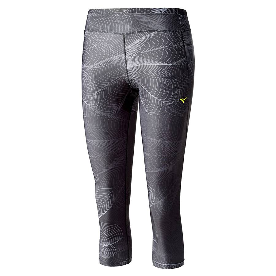 ������ ������� Mizuno Lotus 3/4 Tights (�������) ������ - ����� J2GB6212