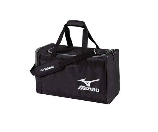 Сумка спортивная Mizuno Team Boston Bag черный - - K3EY5A04