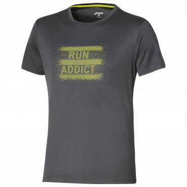 Футболка беговая Asics Graphic SS Top