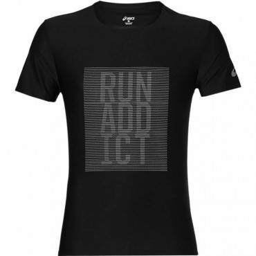 Футболка беговая Asics Graphic SS Top 134085